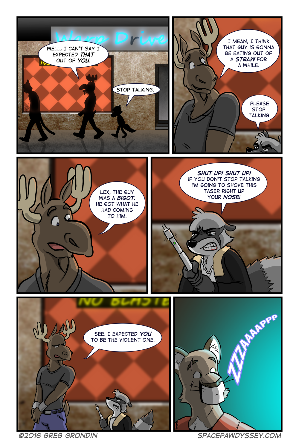 Space Pawdyssey #12