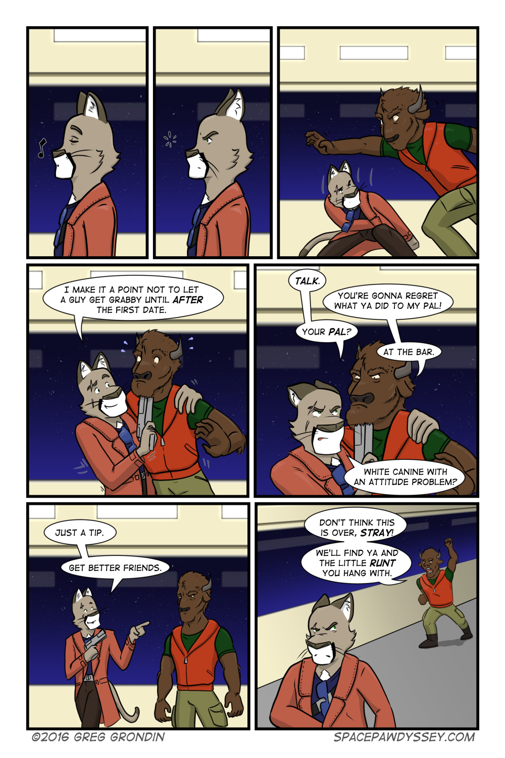 Space Pawdyssey #36