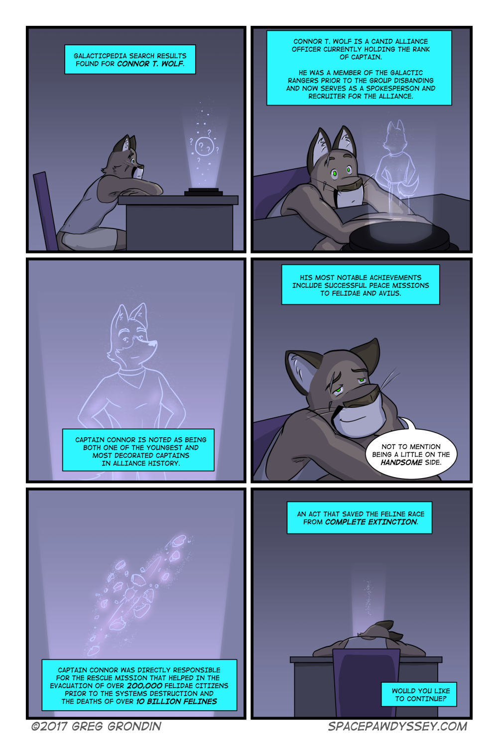 Space Pawdyssey #47