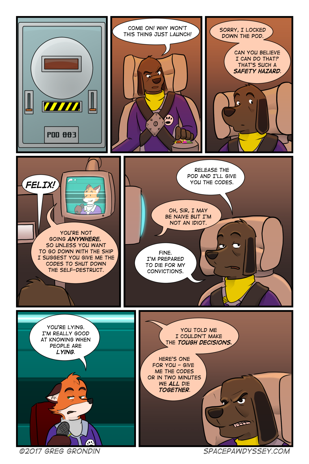 Space Pawdyssey #64