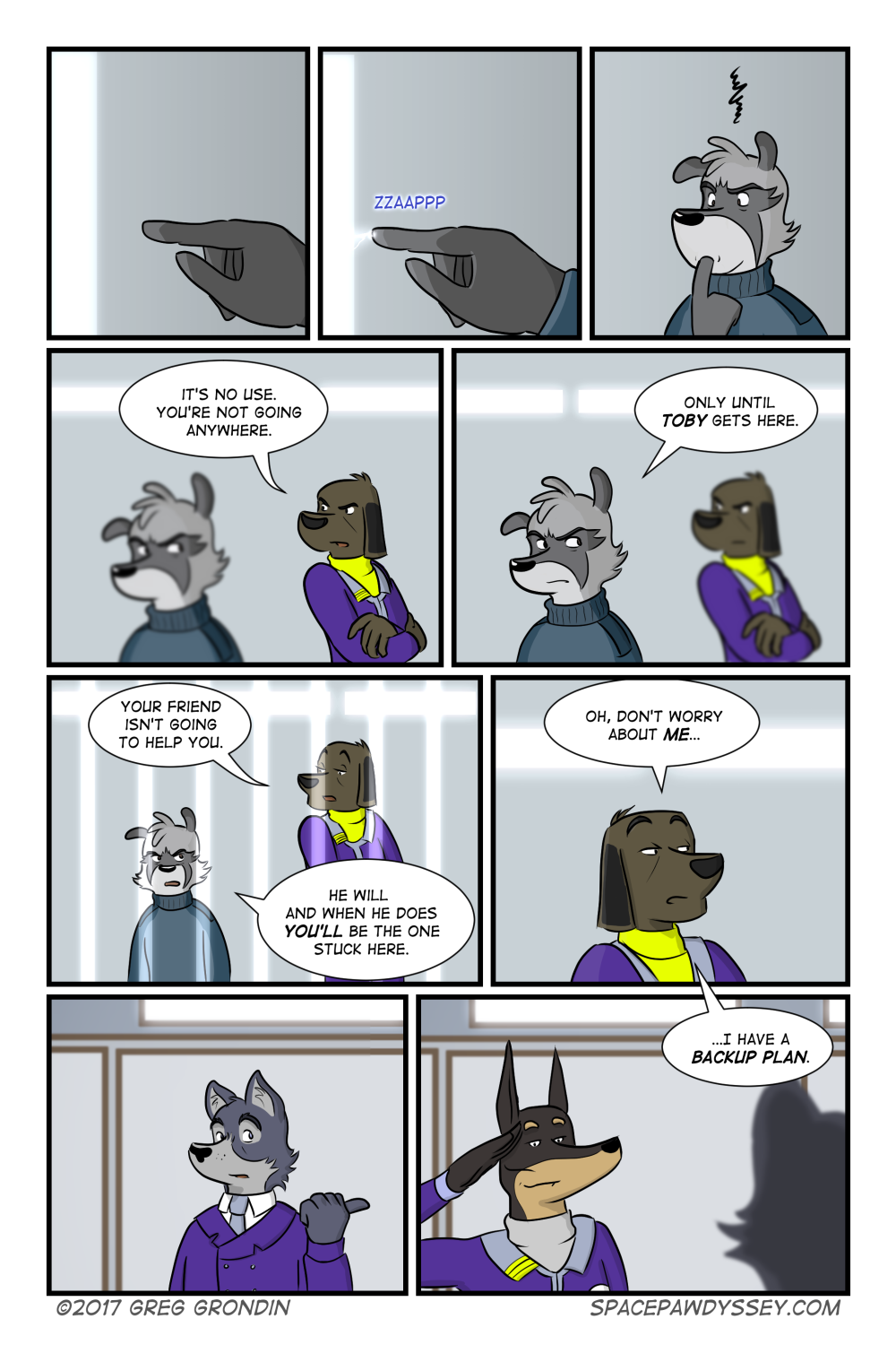 Space Pawdyssey #72