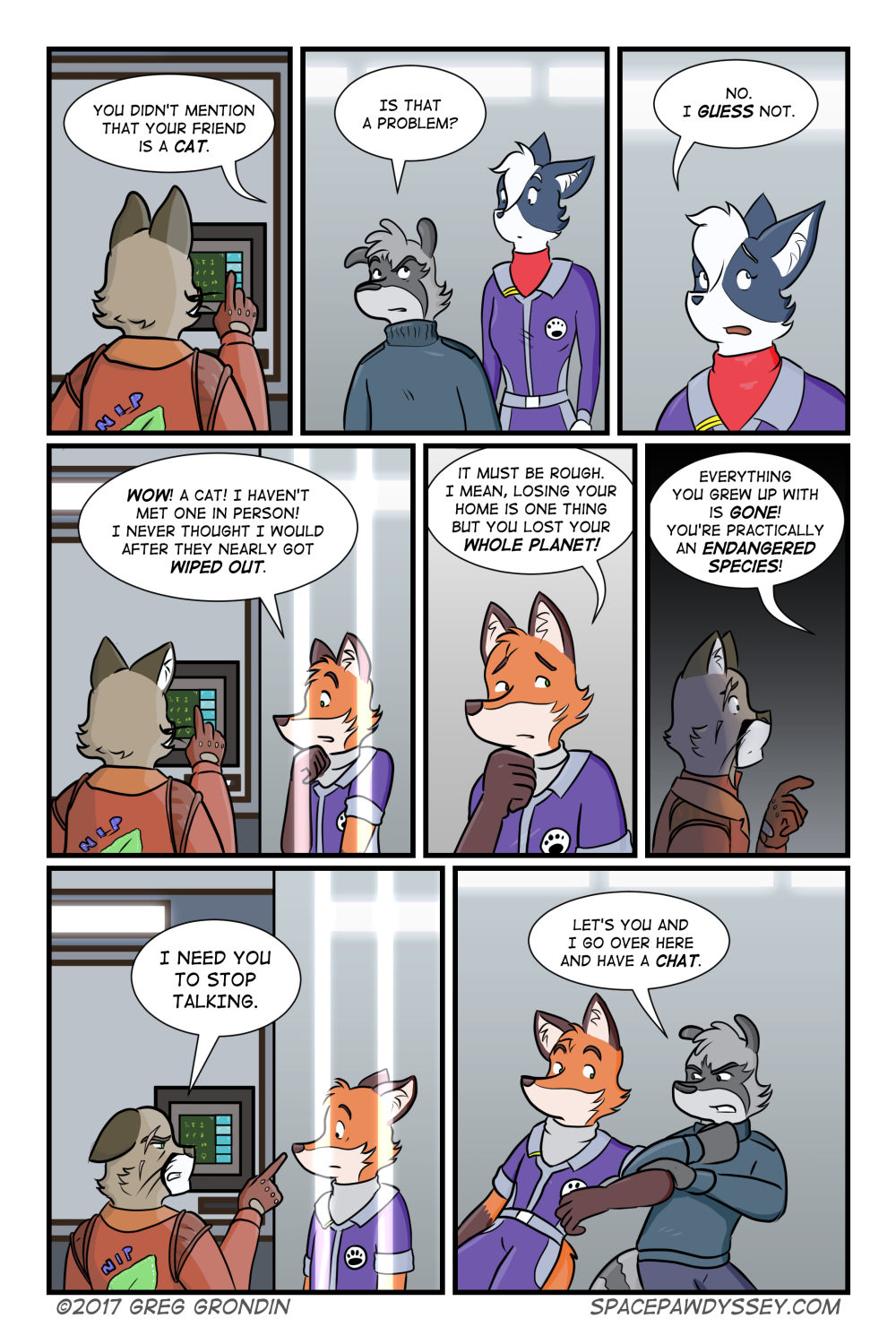 Space Pawdyssey #79