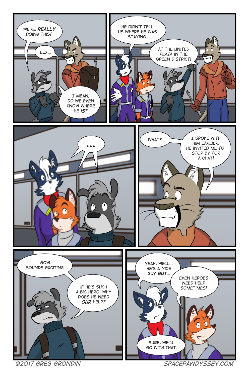 Space Pawdyssey #82