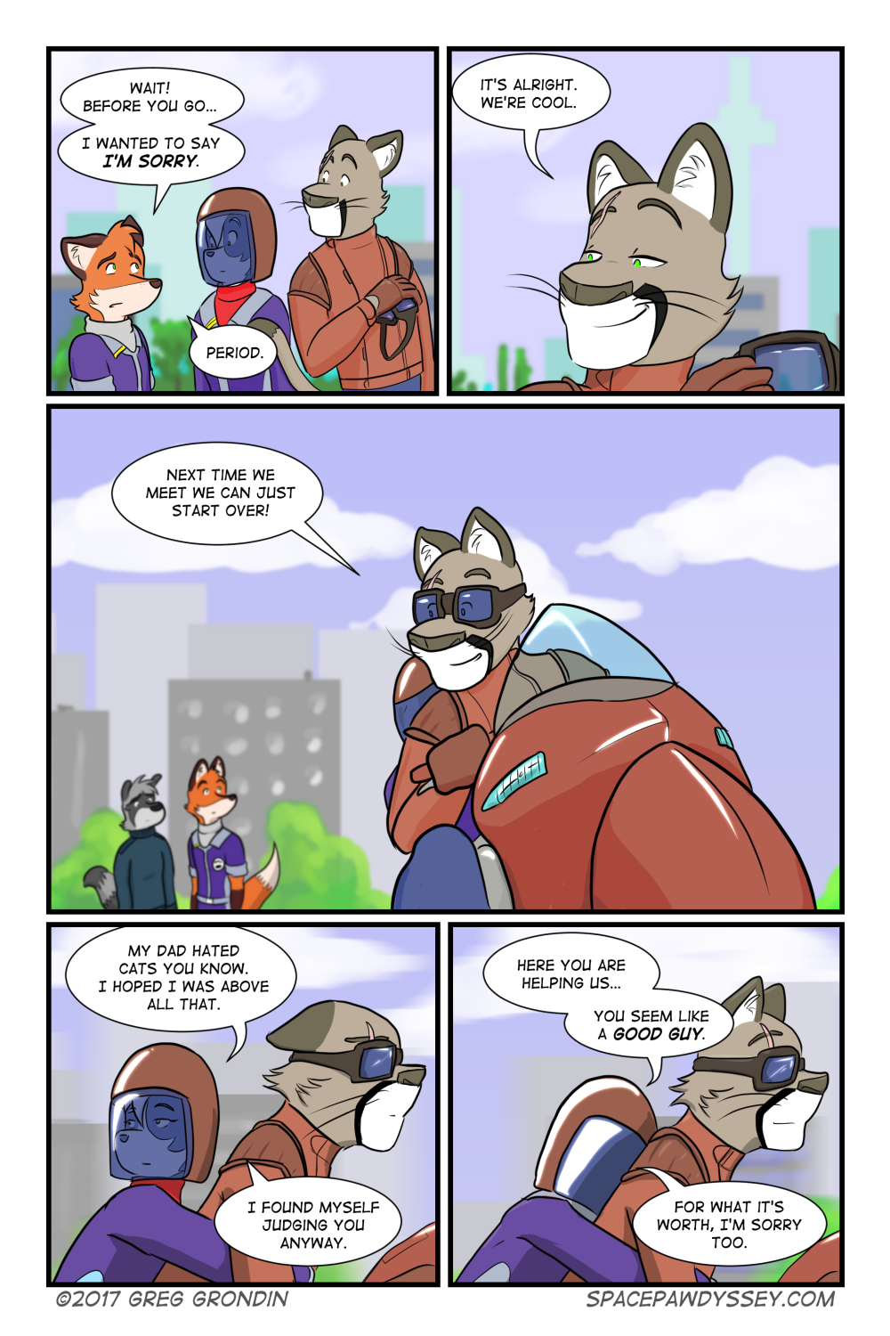 Space Pawdyssey #87