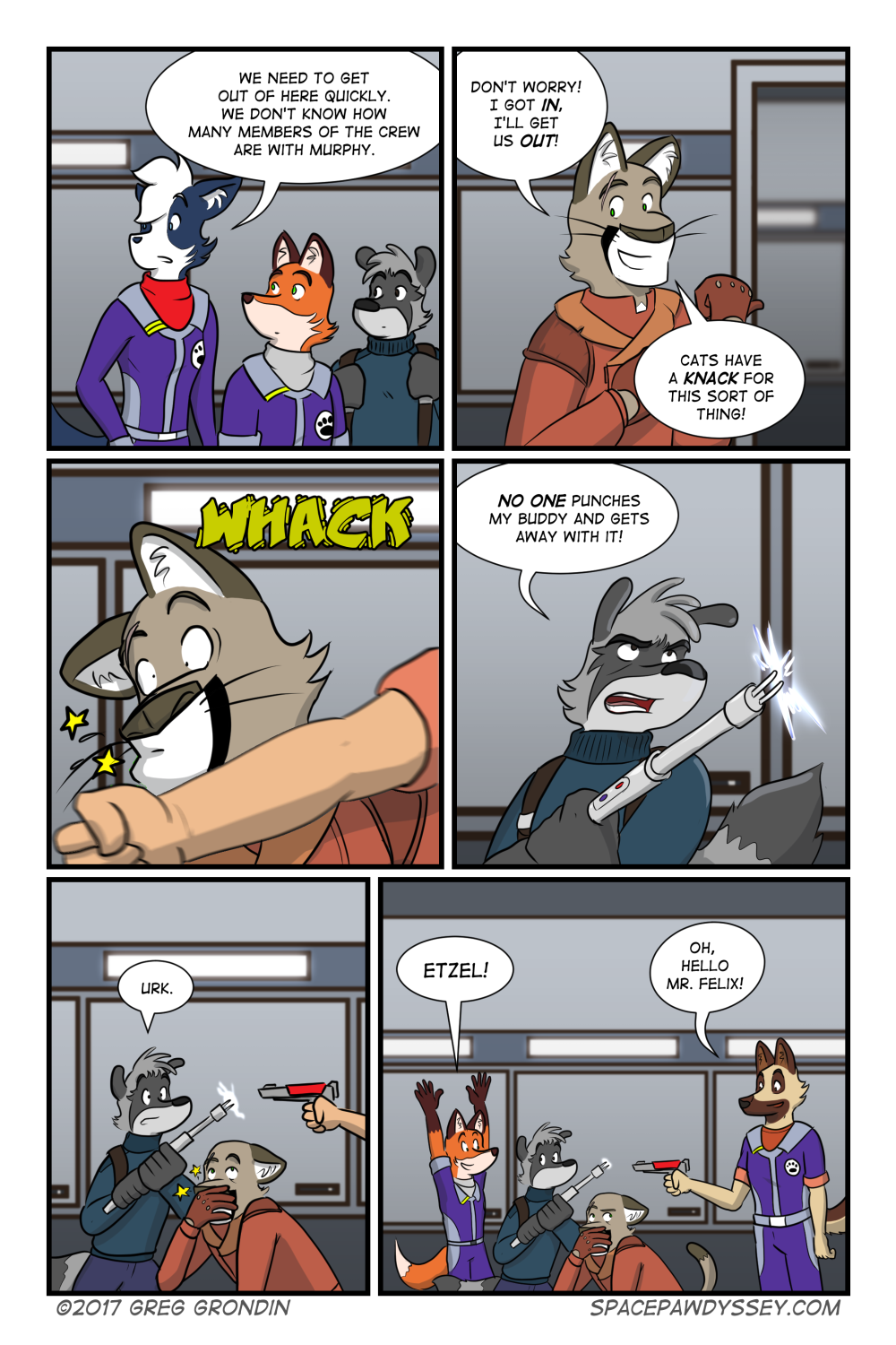Space Pawdyssey #83