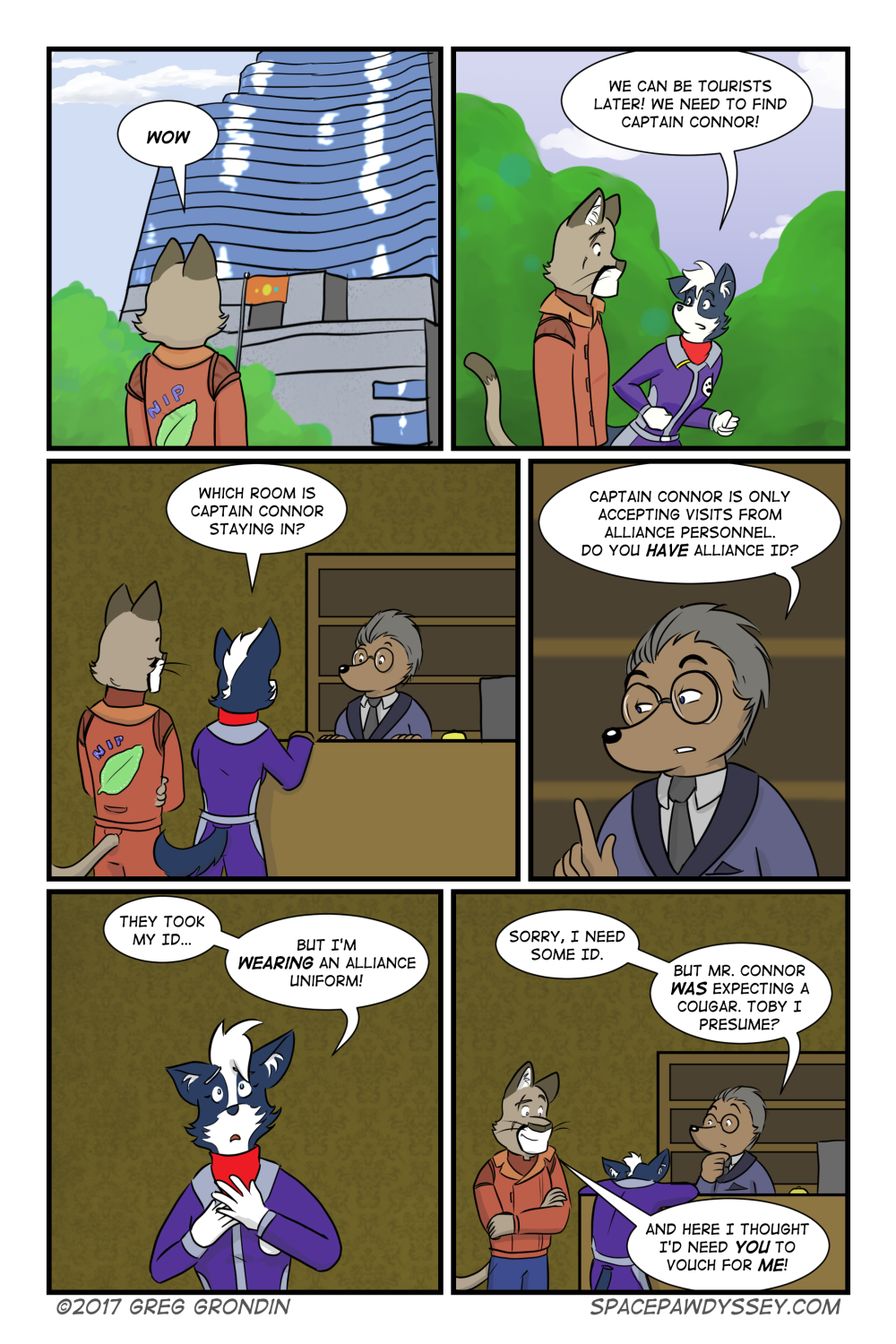 Space Pawdyssey #92