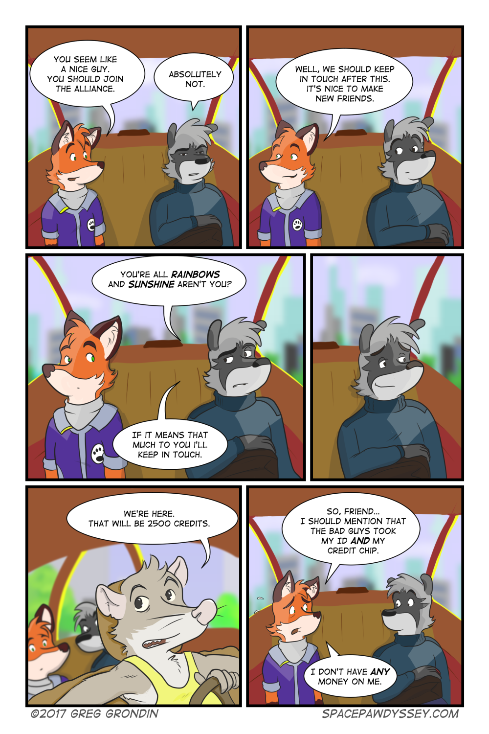 Space Pawdyssey #94