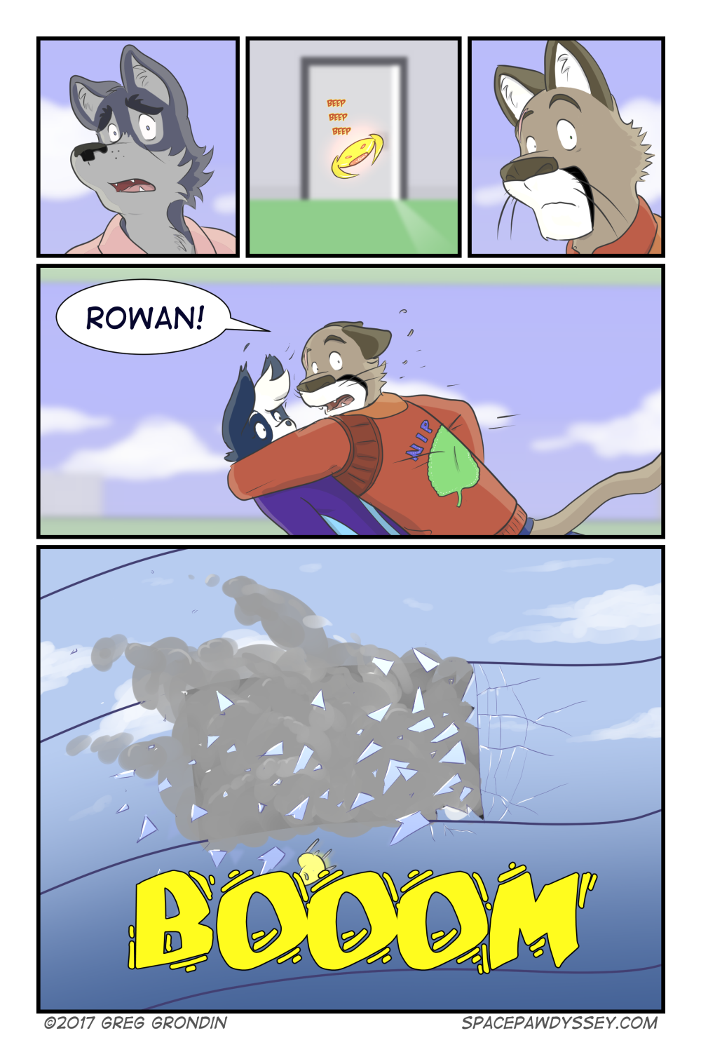 Space Pawdyssey #98