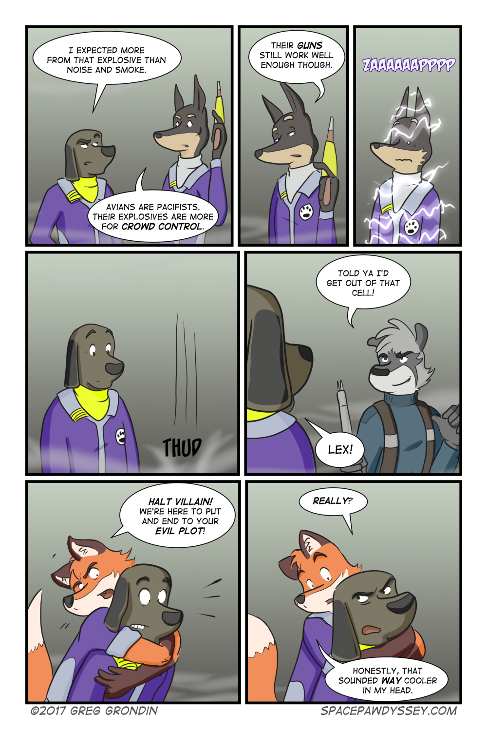 Space Pawdyssey #100