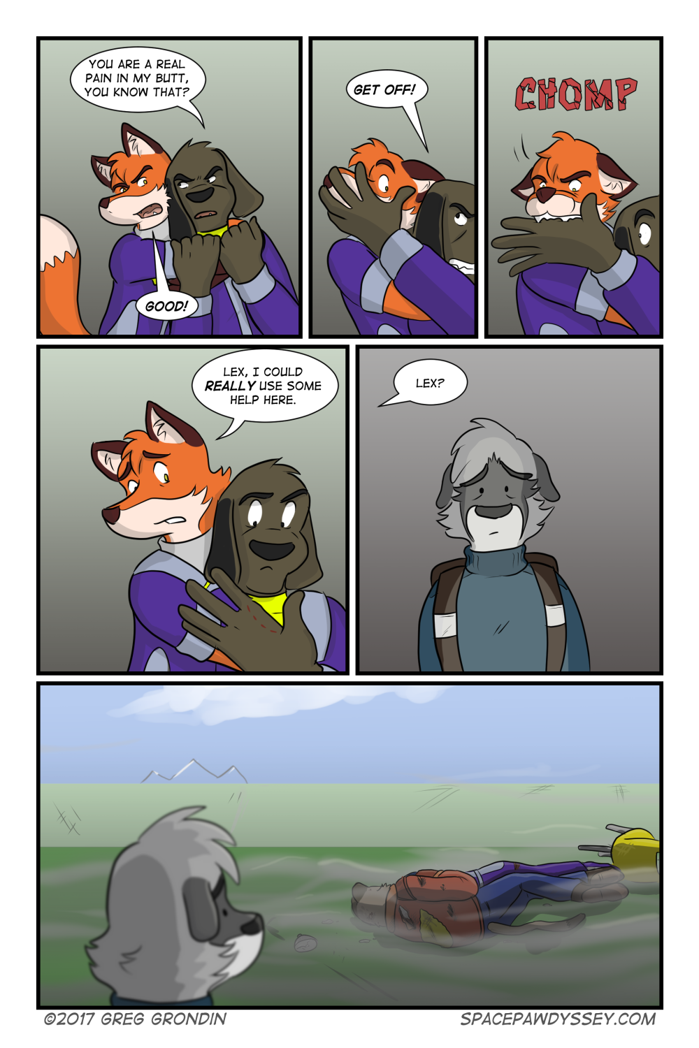 Space Pawdyssey #101
