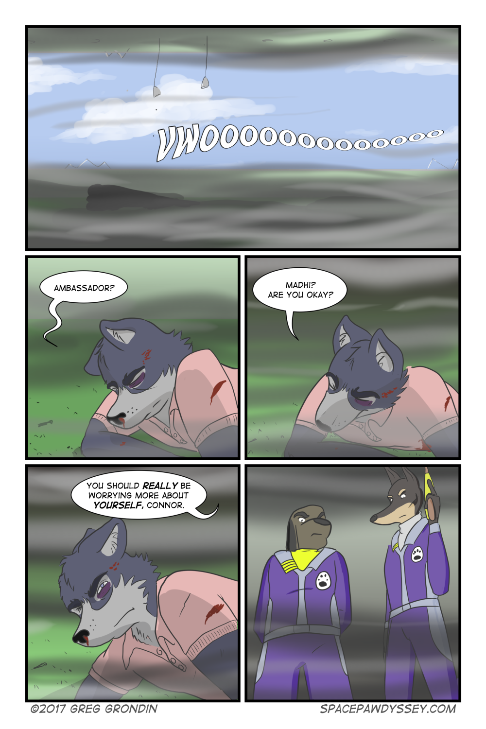 Space Pawdyssey #99