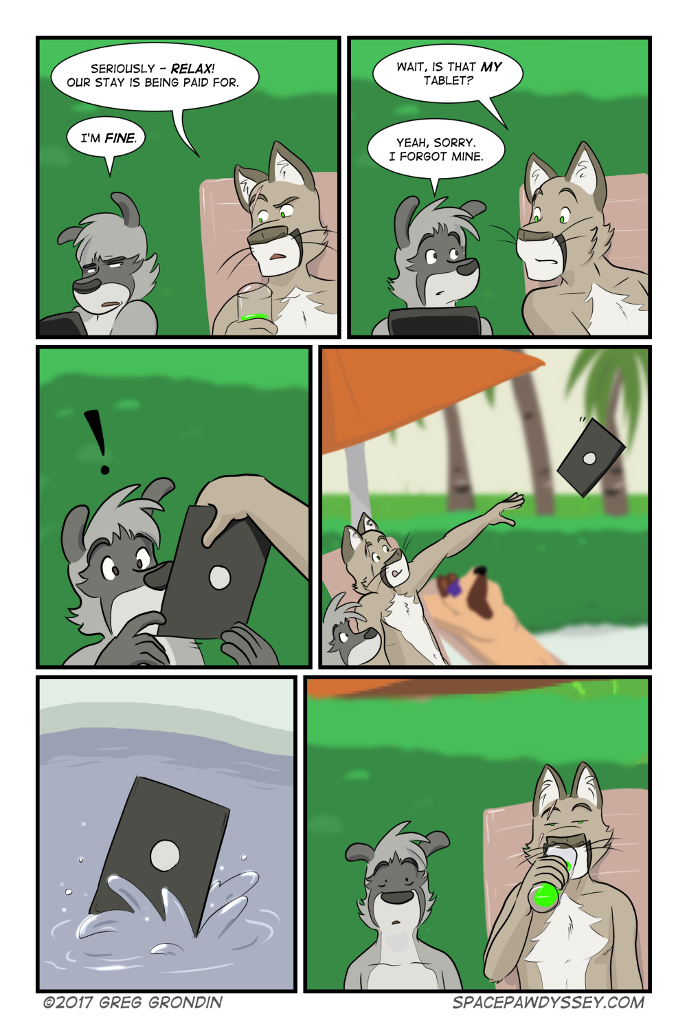 Space Pawdyssey #115