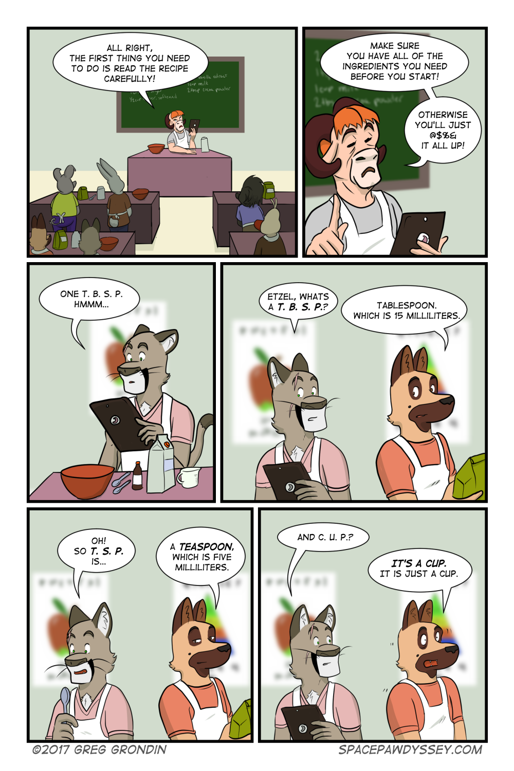 Space Pawdyssey #134