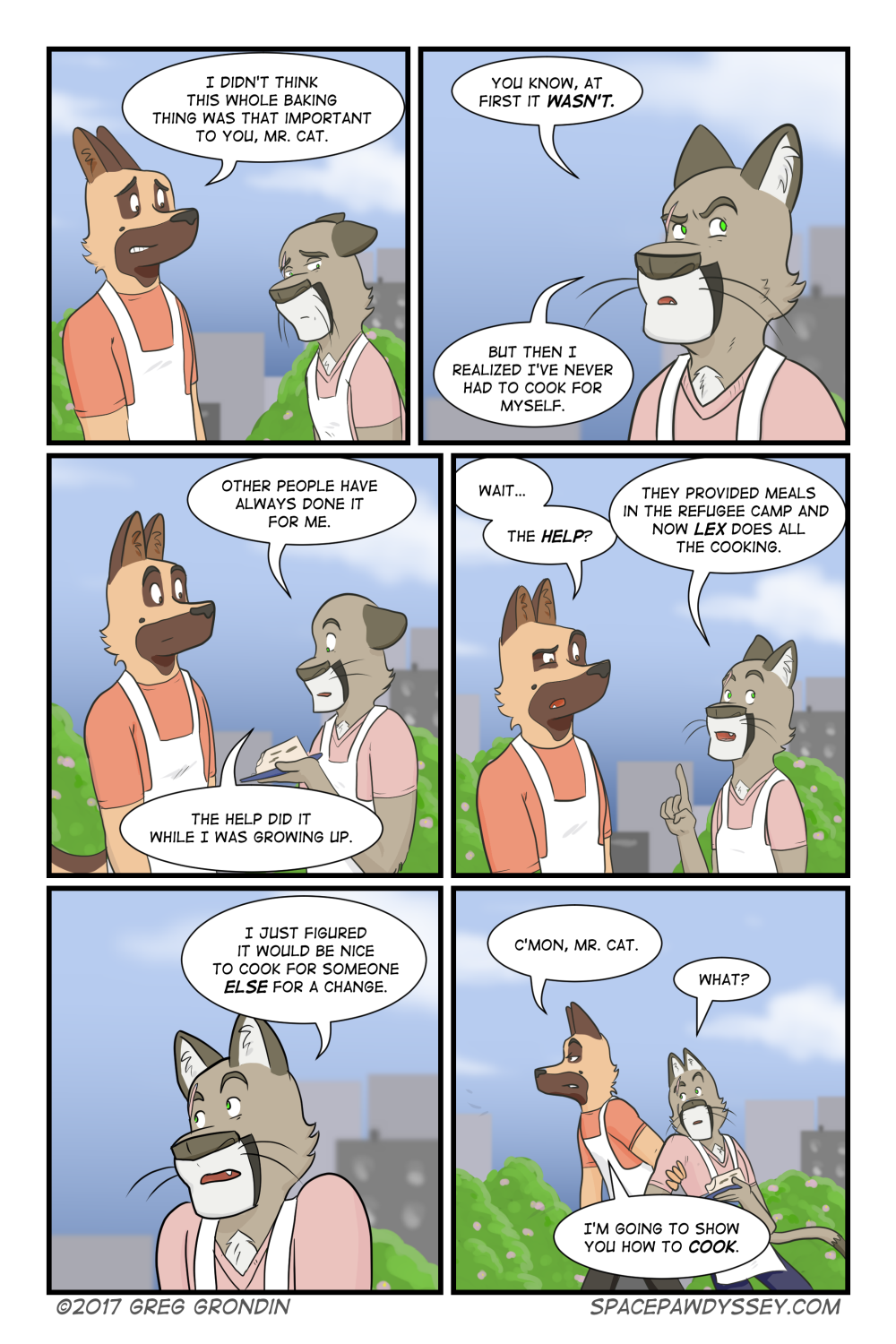 Space Pawdyssey #138