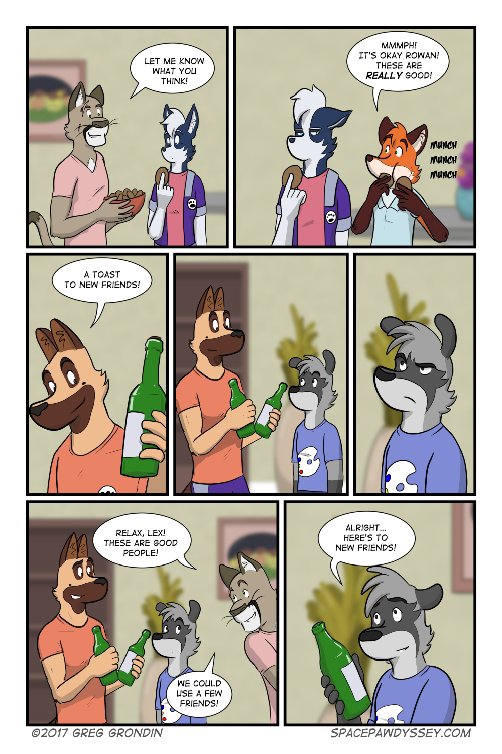 Space Pawdyssey #142