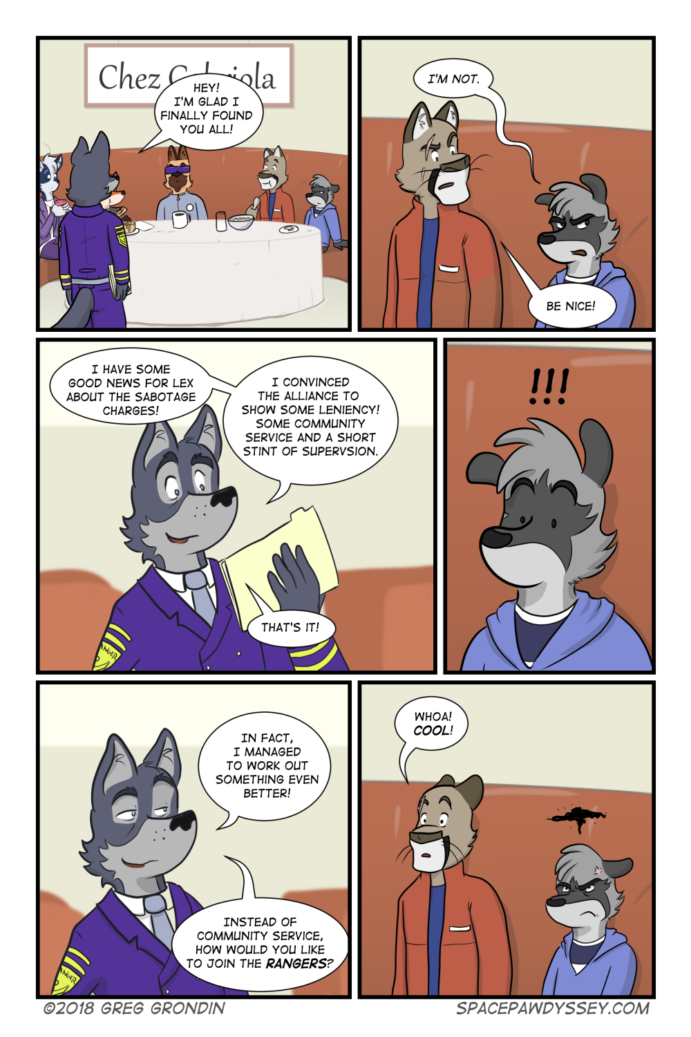 Space Pawdyssey #148
