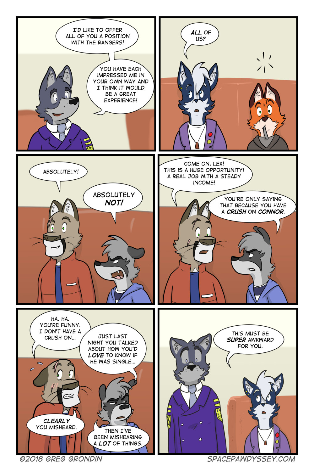 Space Pawdyssey #149