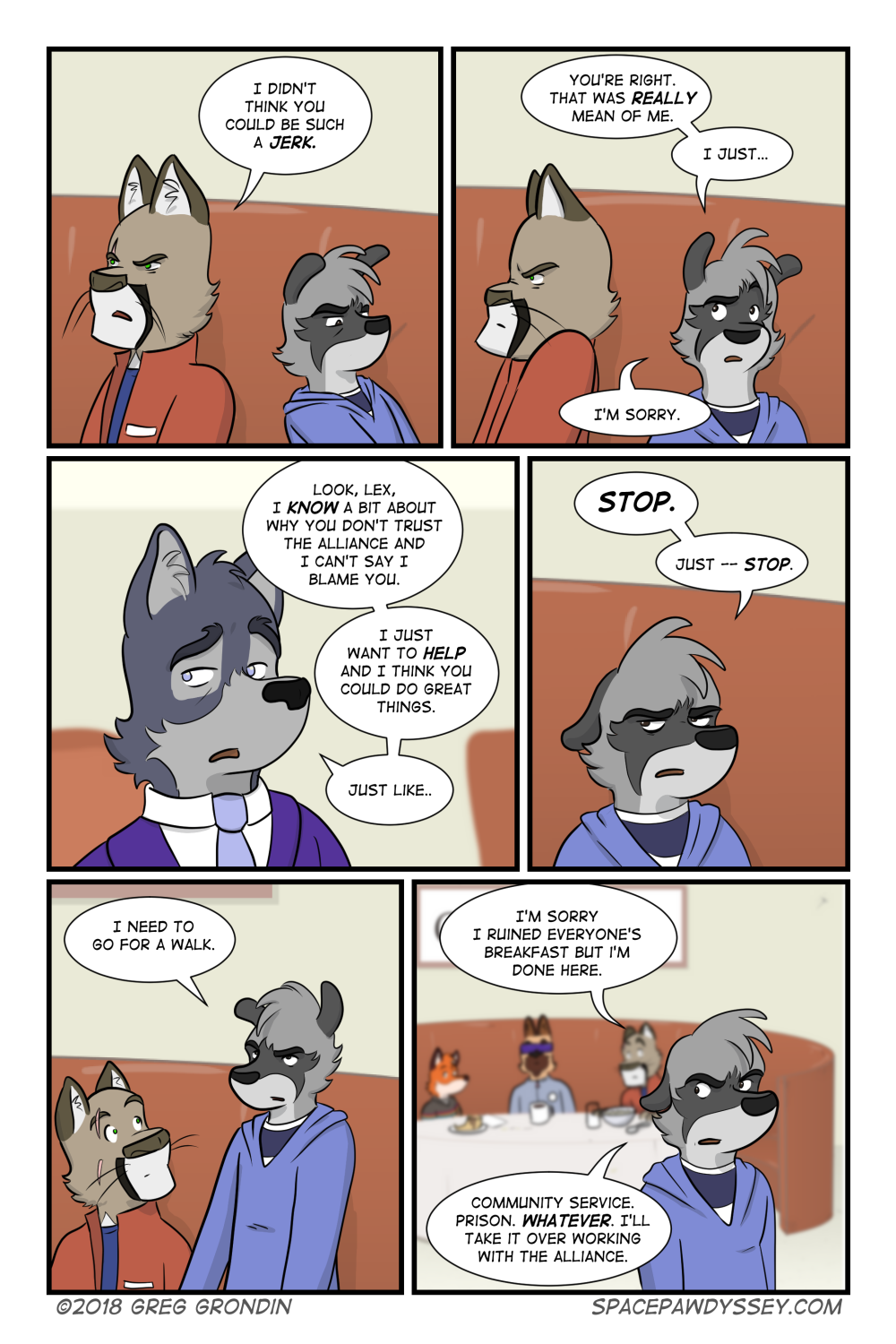 Space Pawdyssey #150