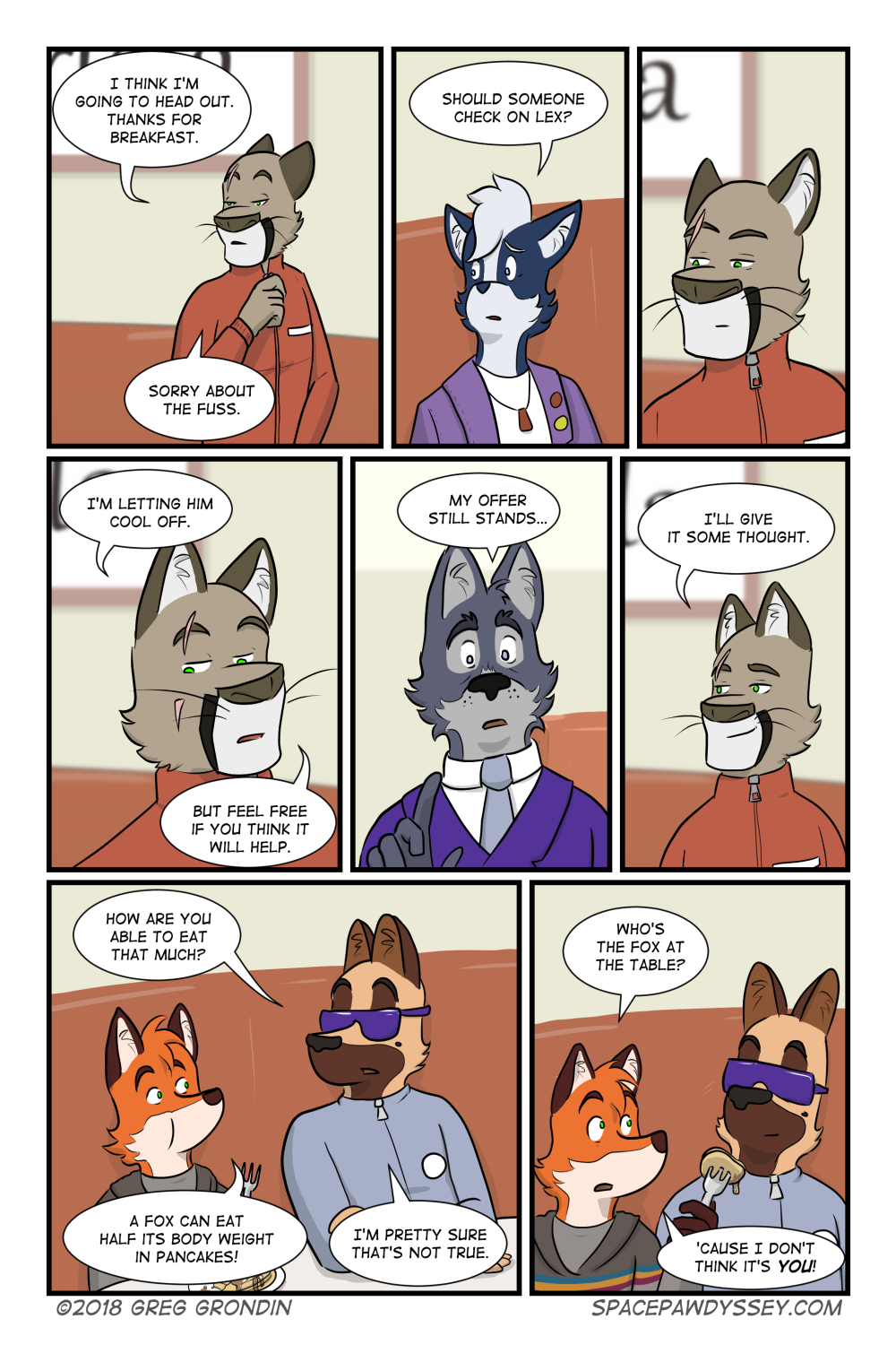 Space Pawdyssey #151