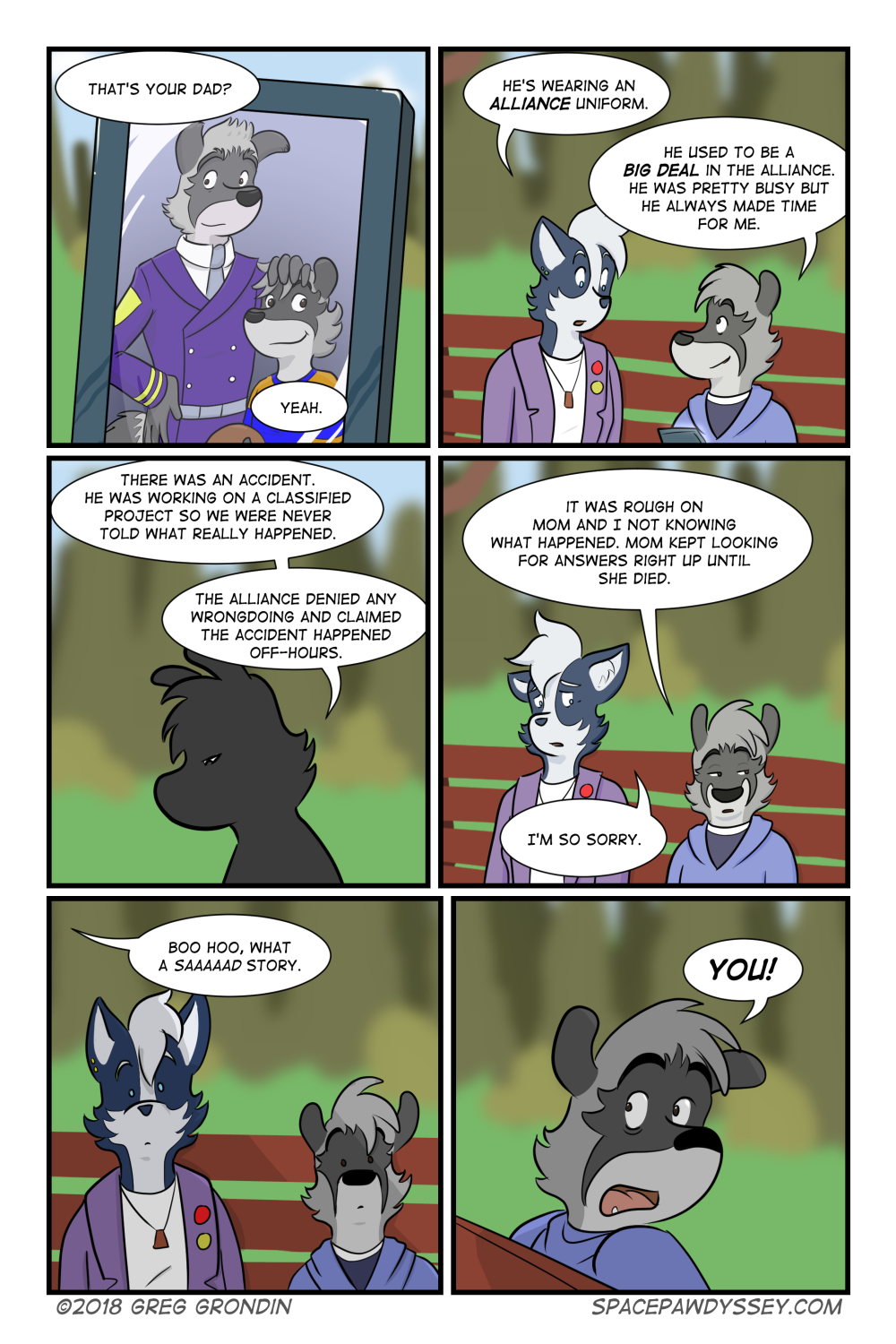 Space Pawdyssey #155