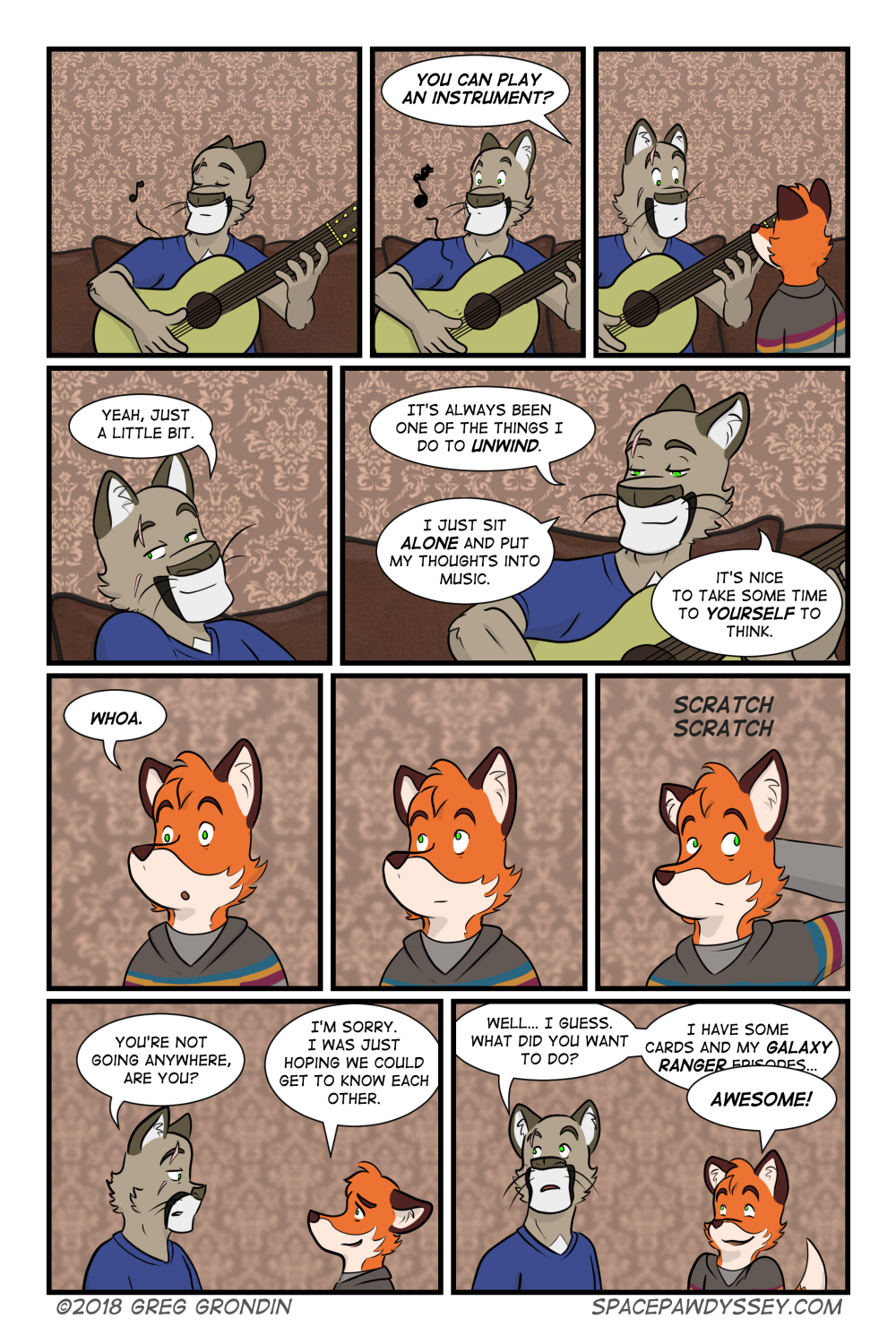 Space Pawdyssey #157