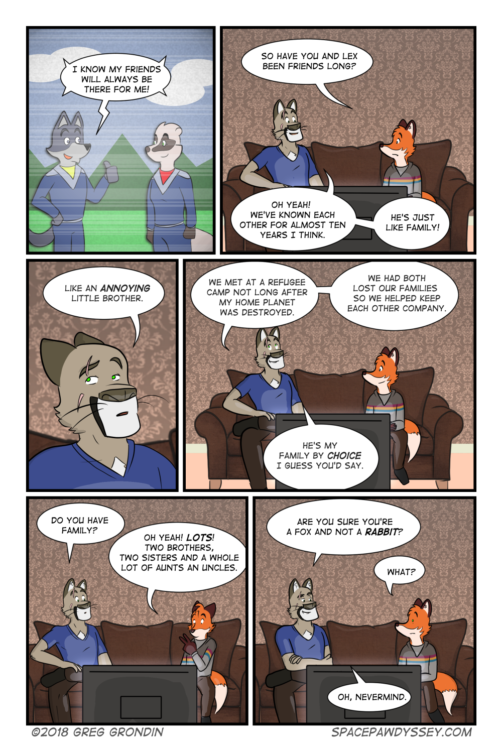 Space Pawdyssey #158