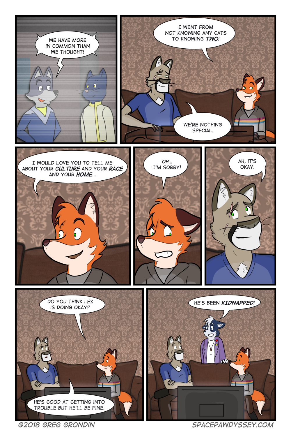 Space Pawdyssey #159