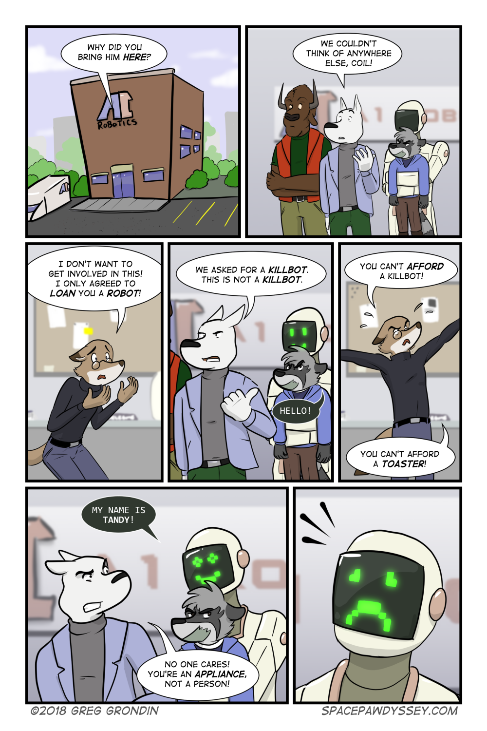 Space Pawdyssey #162