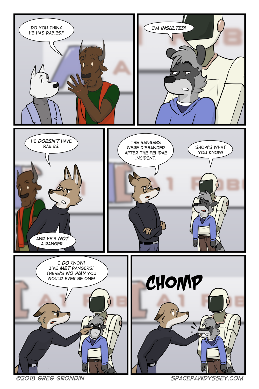 Space Pawdyssey #164