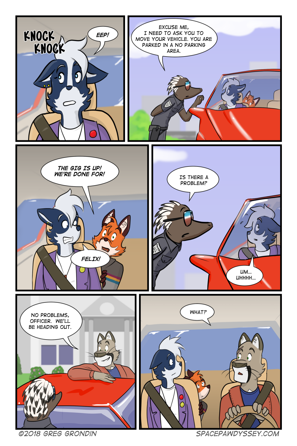 Space Pawdyssey #169