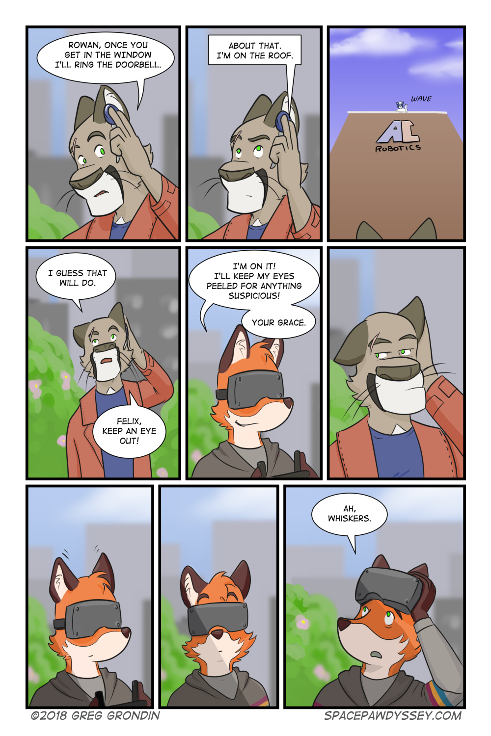Space Pawdyssey #176