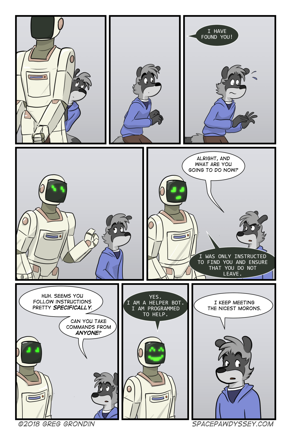 Space Pawdyssey #179