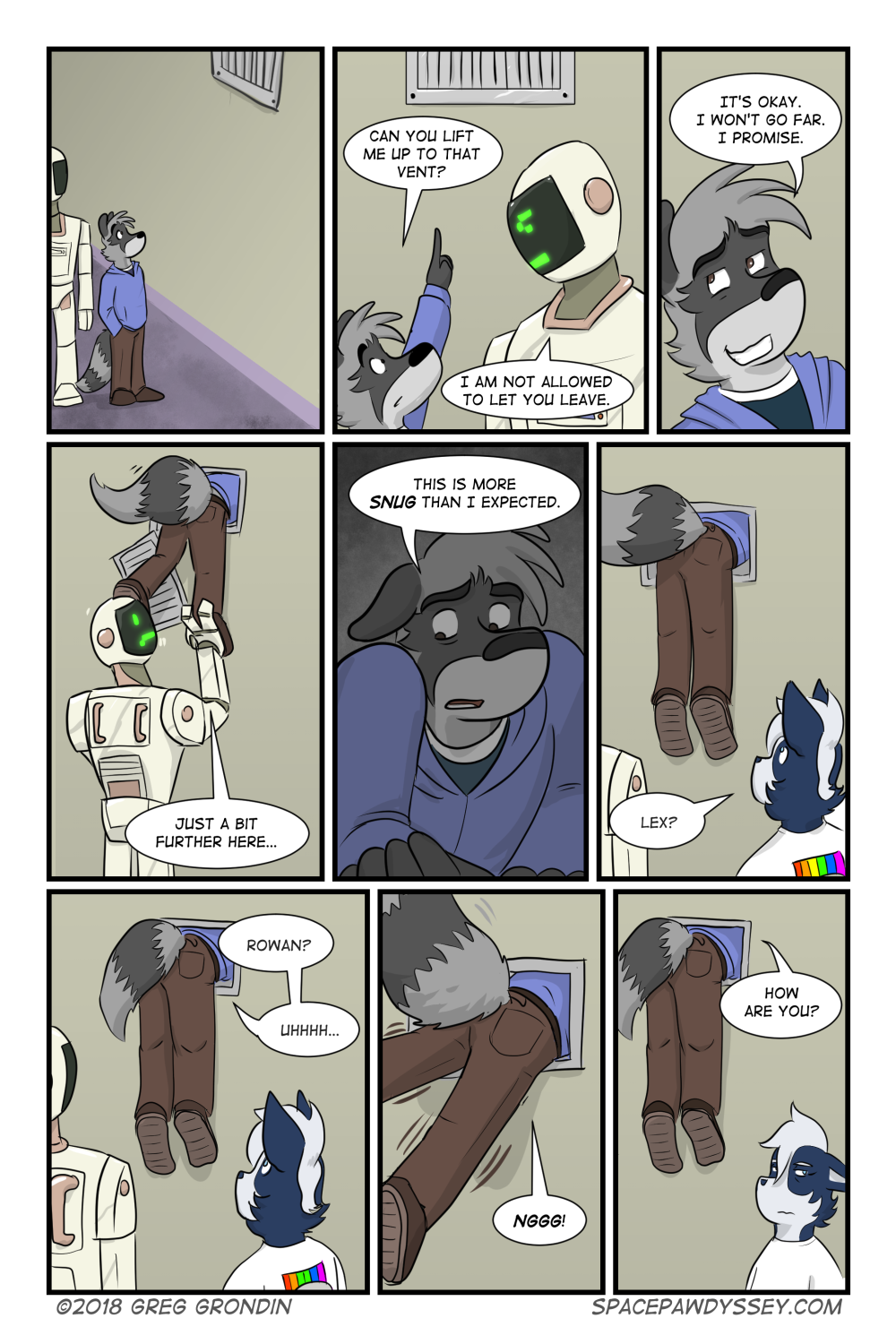 Space Pawdyssey #182