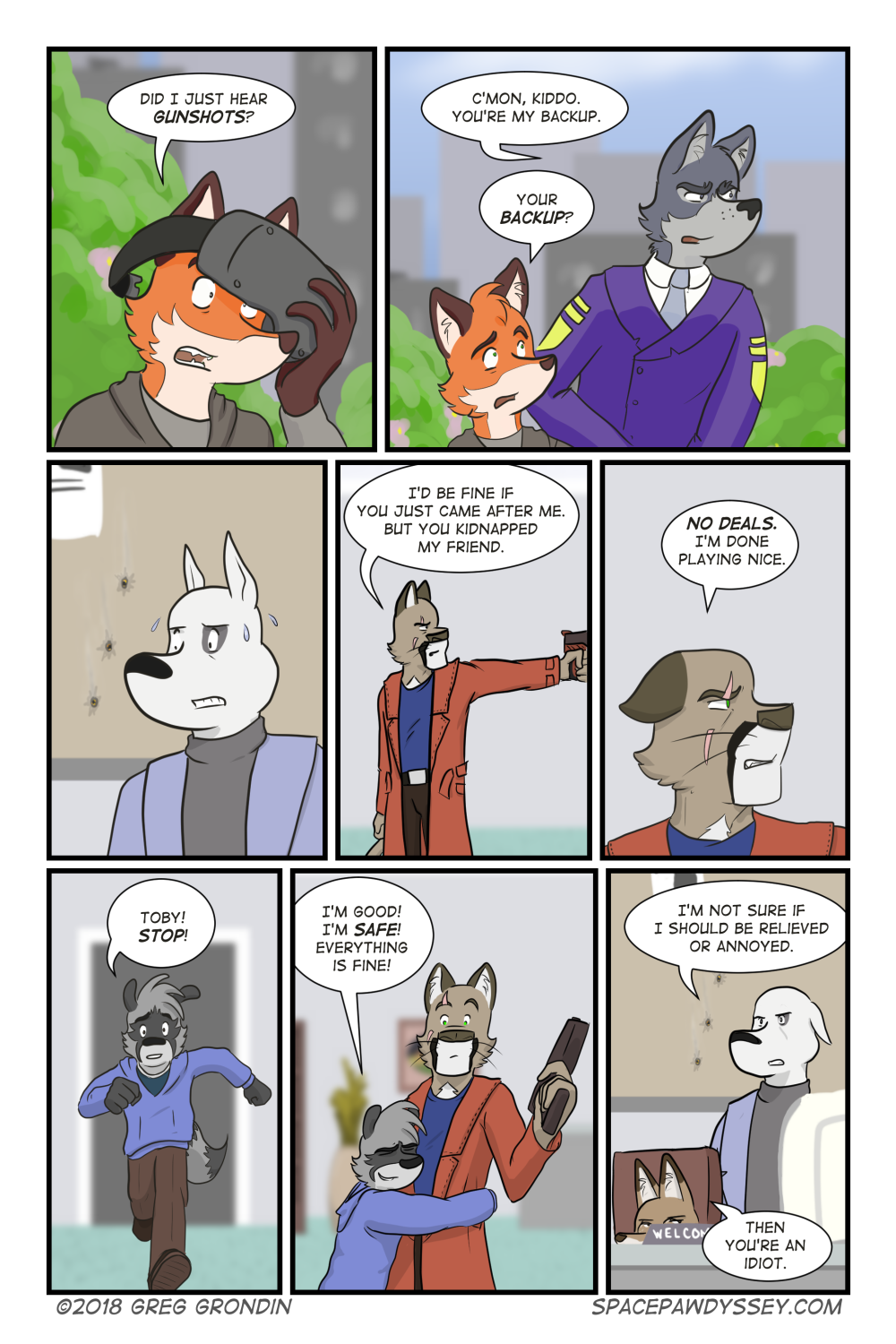 Space Pawdyssey #186