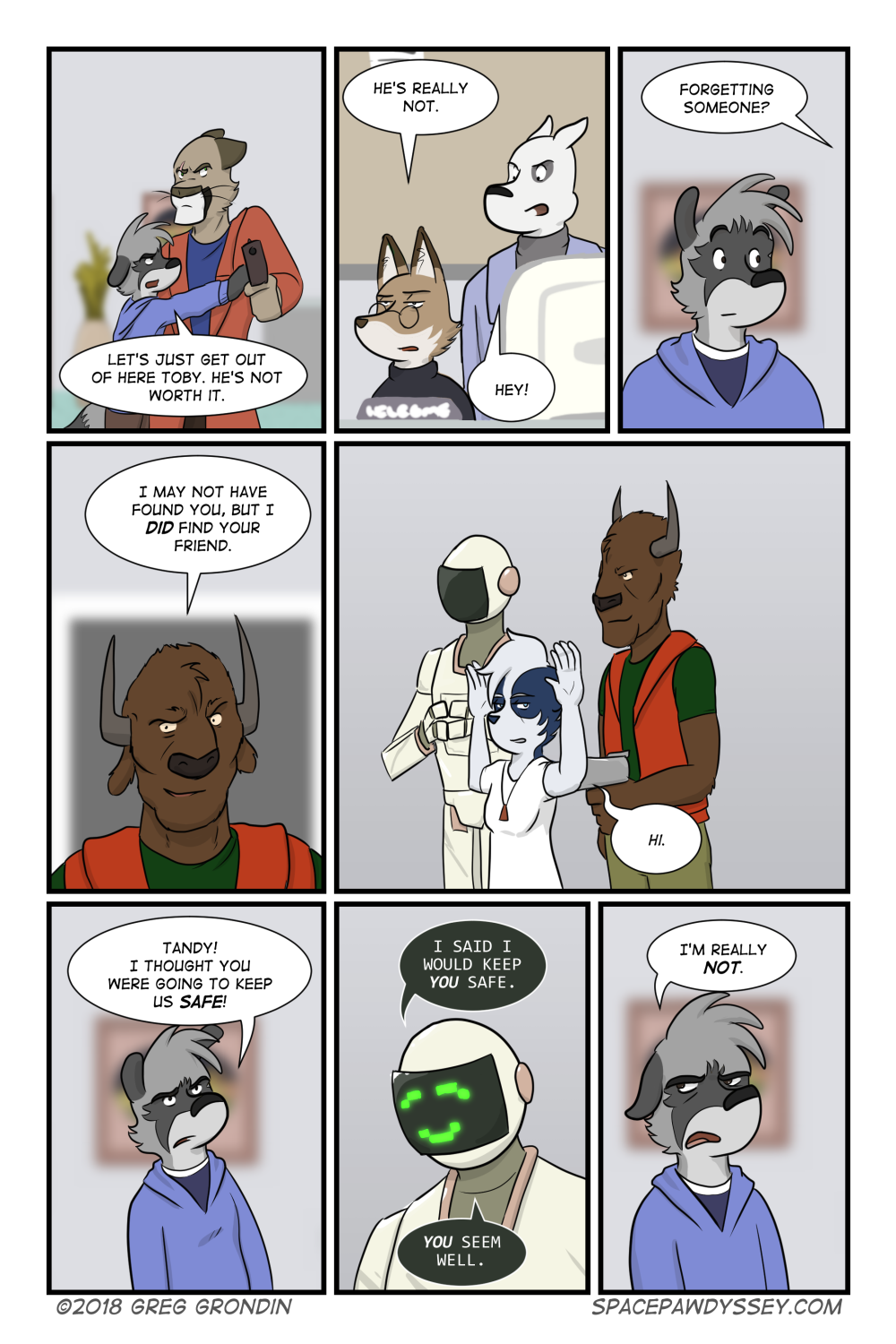 Space Pawdyssey #187