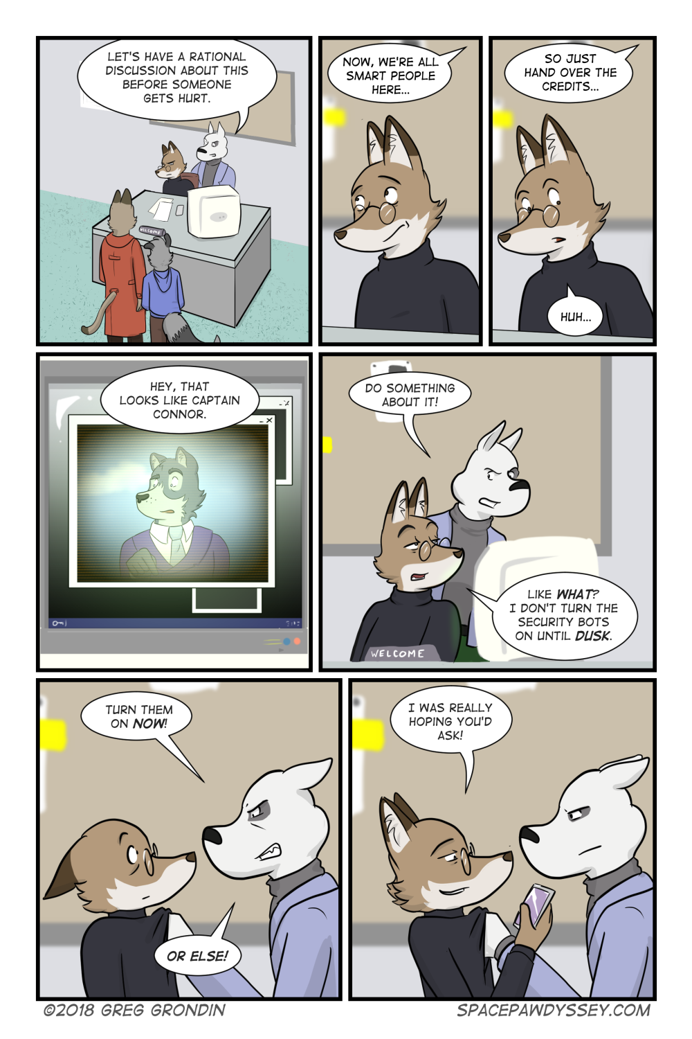 Space Pawdyssey #188