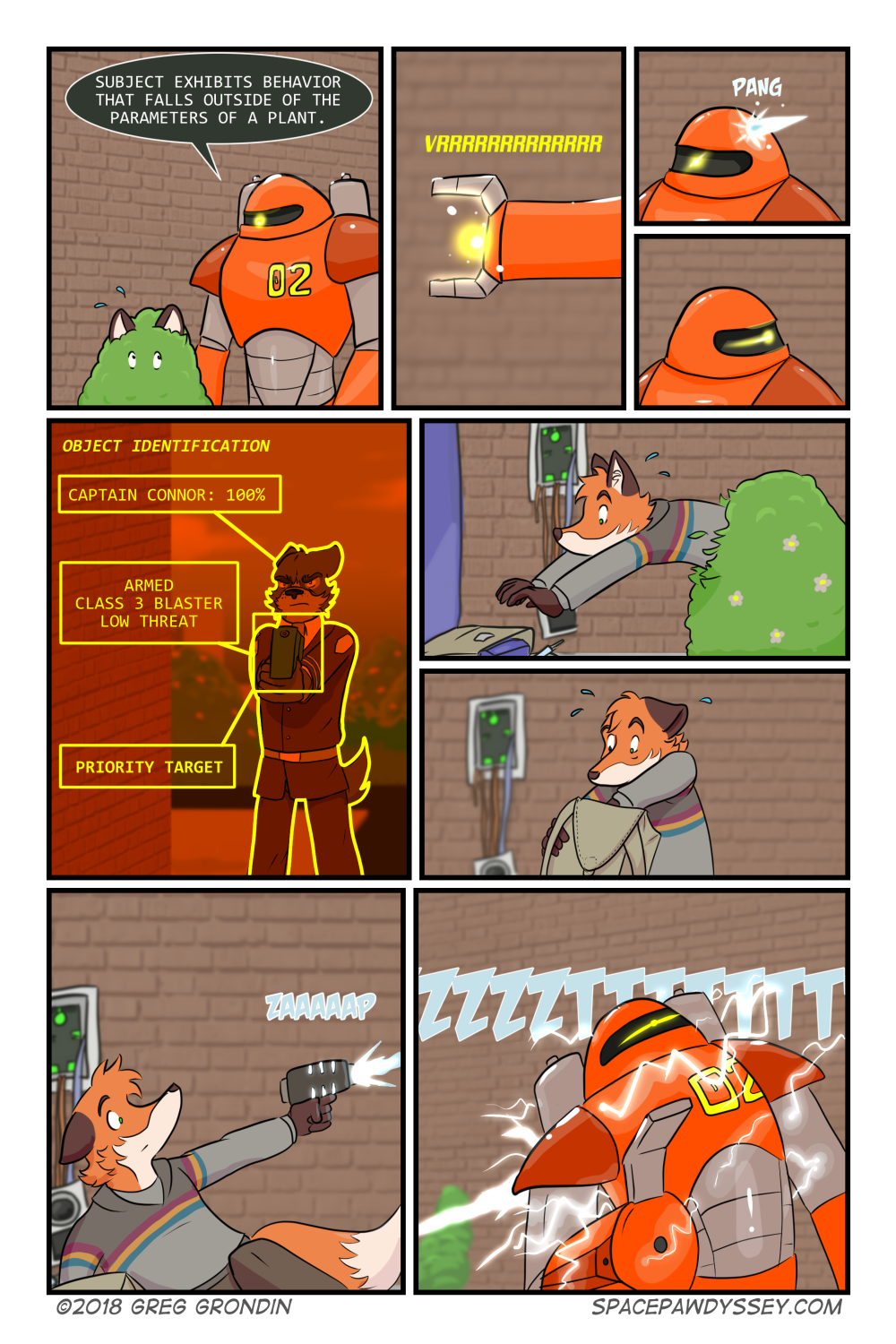 Space Pawdyssey #192