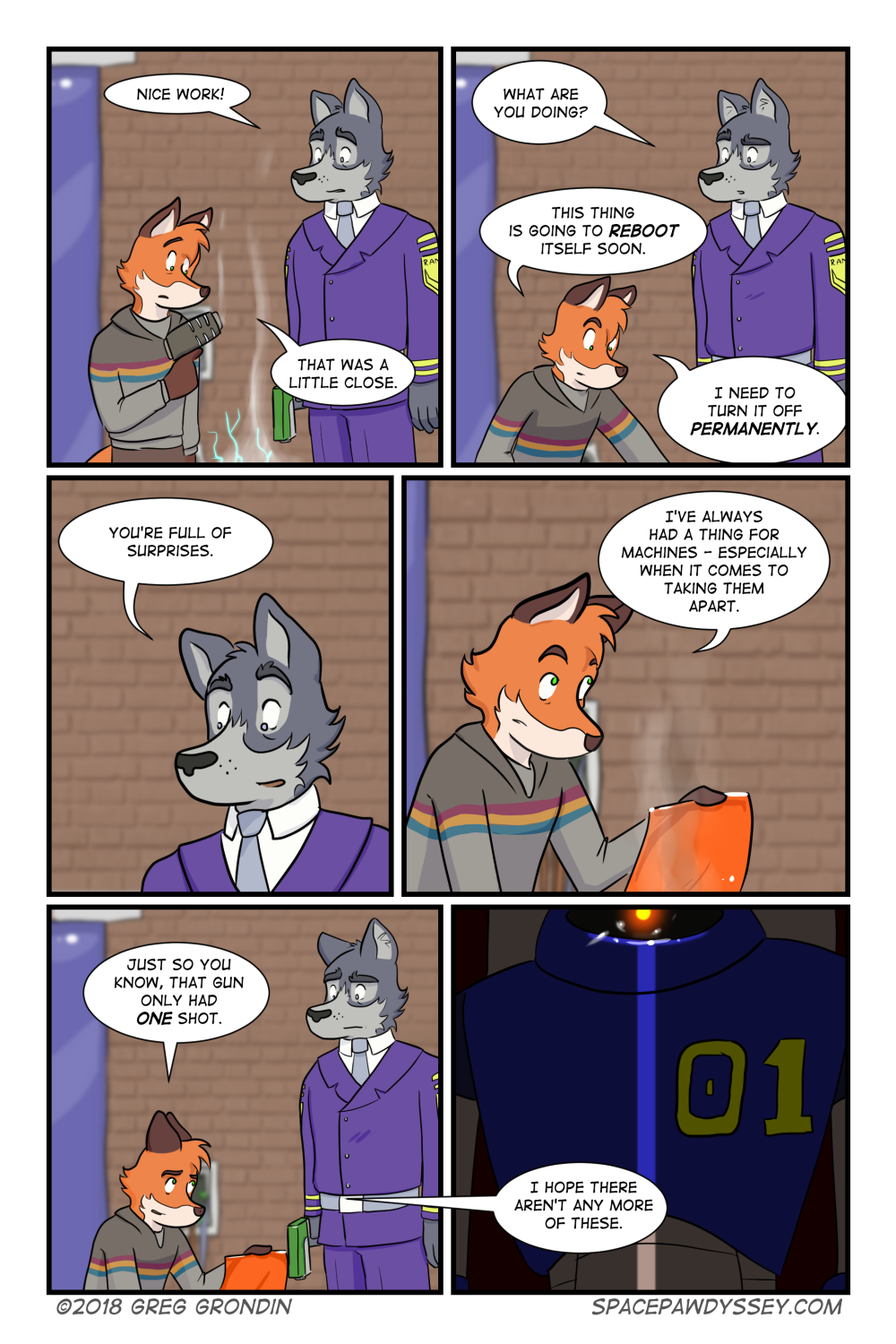Space Pawdyssey #193