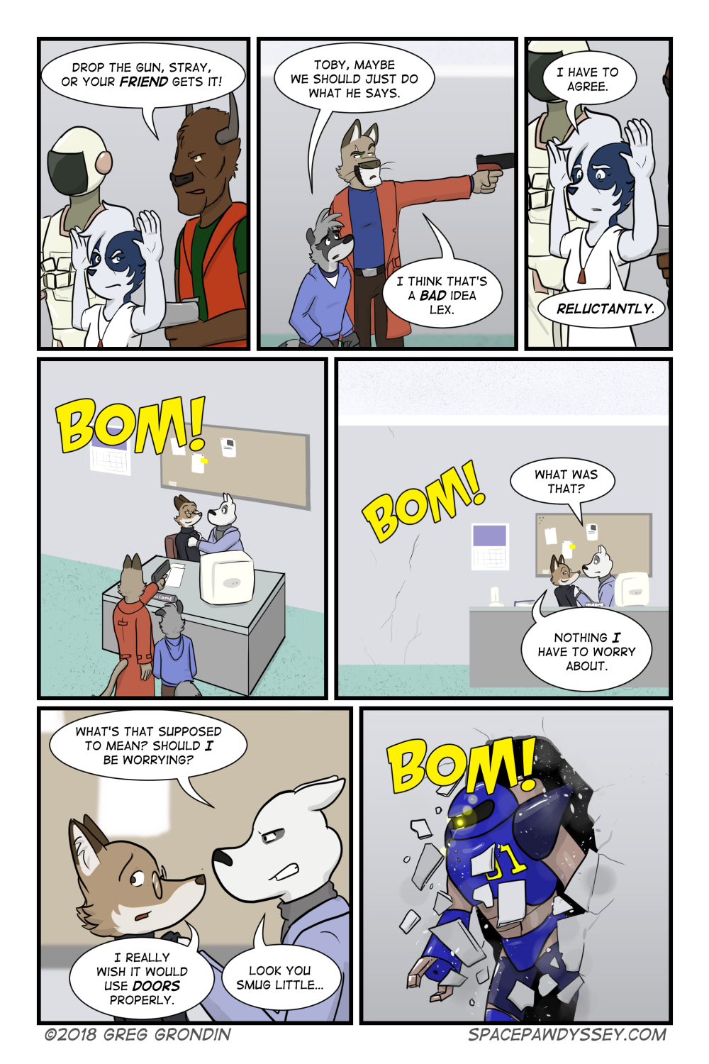 Space Pawdyssey #194