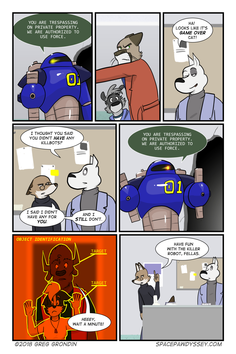 Space Pawdyssey #195
