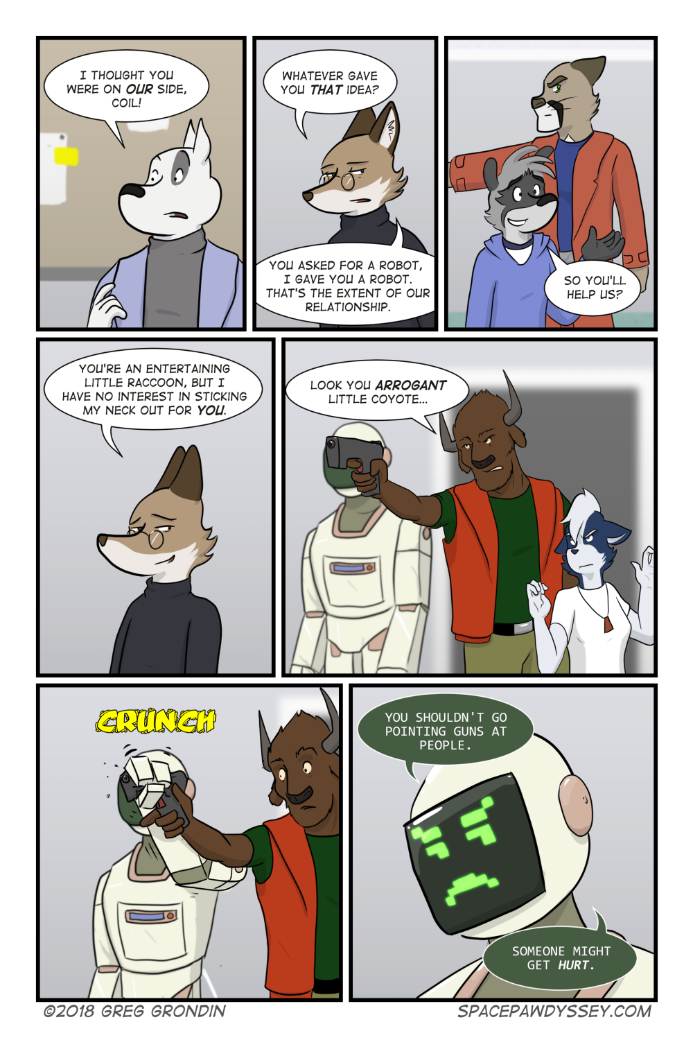 Space Pawdyssey #196