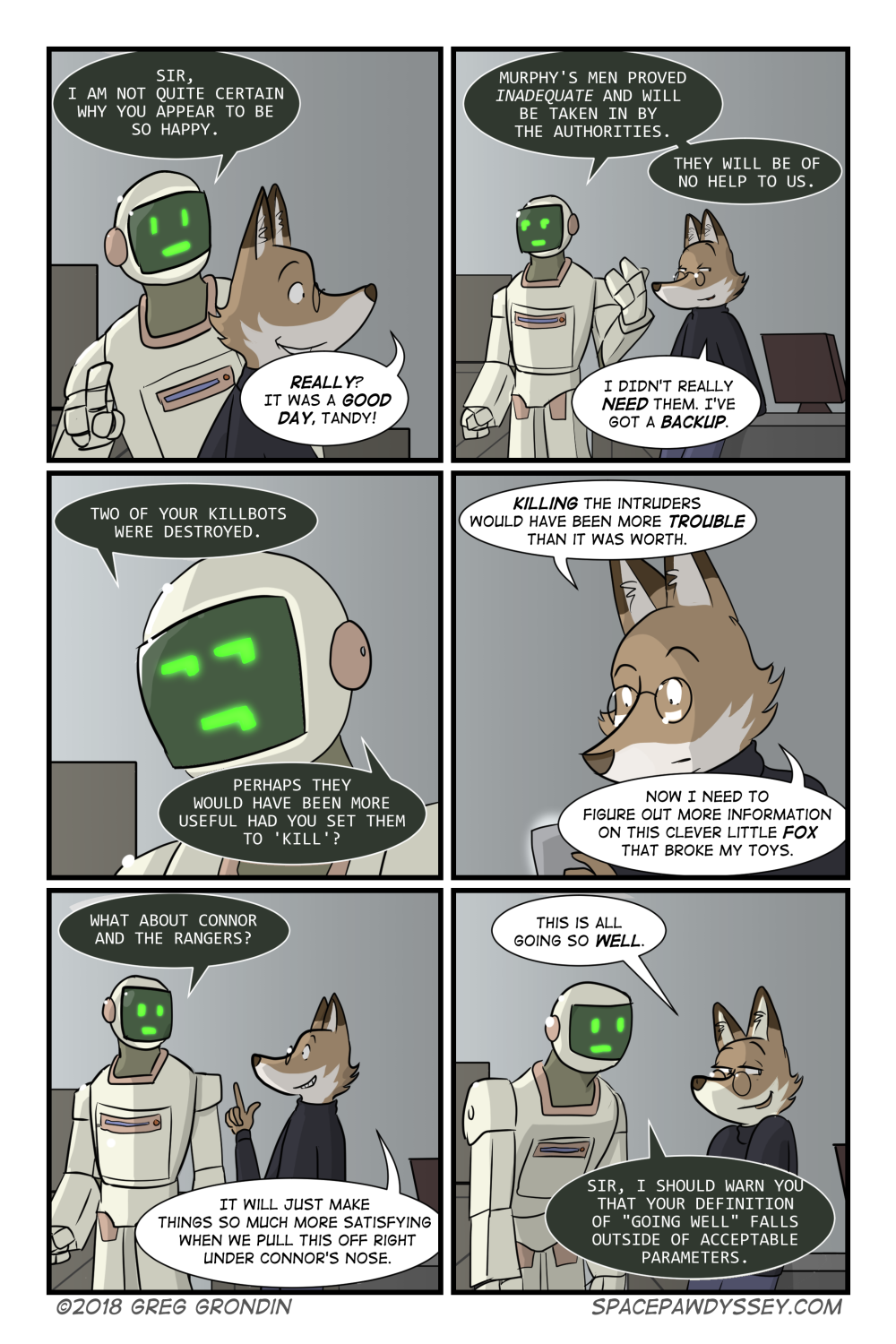 Space Pawdyssey #207