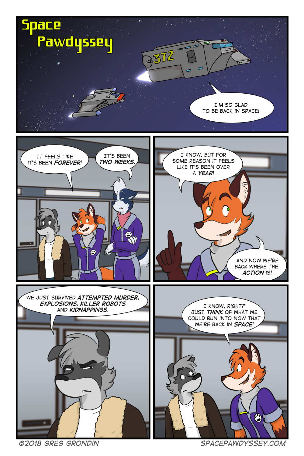 Space Pawdyssey #213