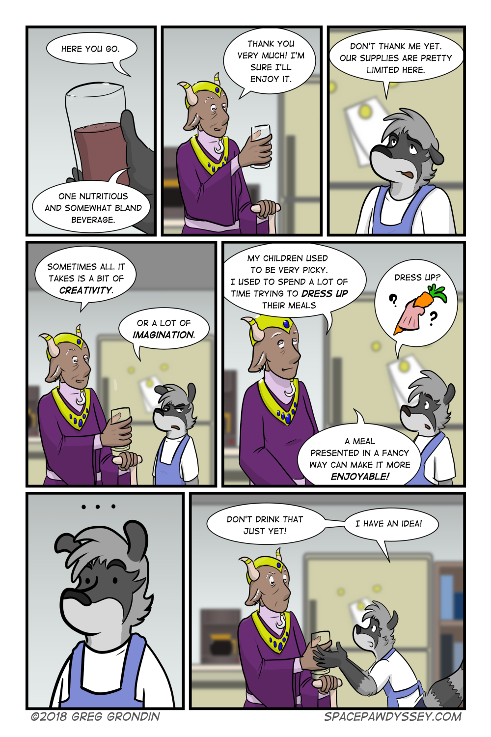 Space Pawdyssey #225
