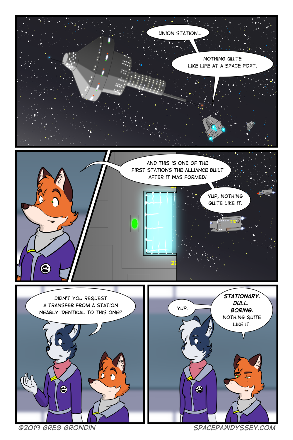 Space Pawdyssey #236