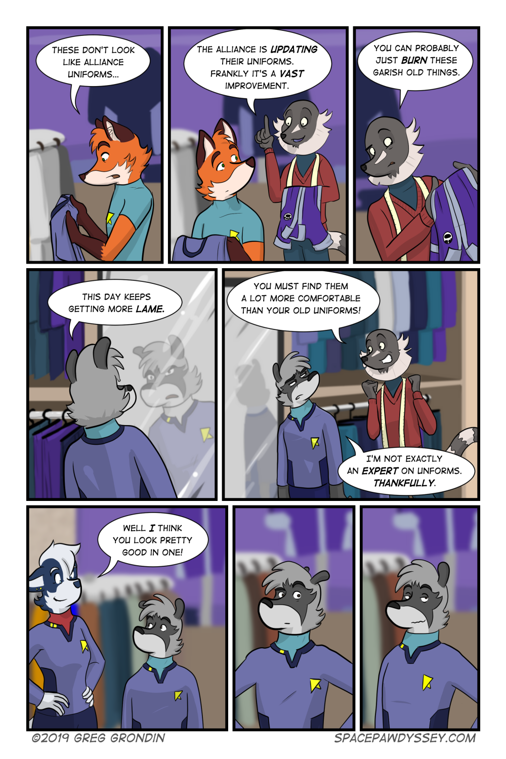 Space Pawdyssey #242
