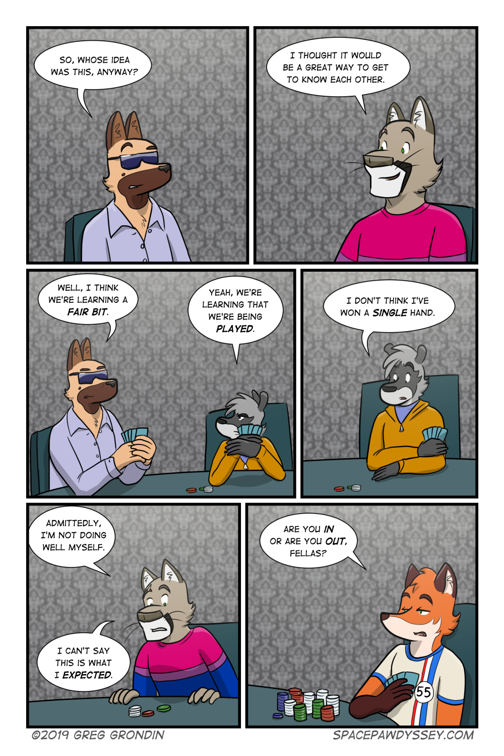 Space Pawdyssey #263