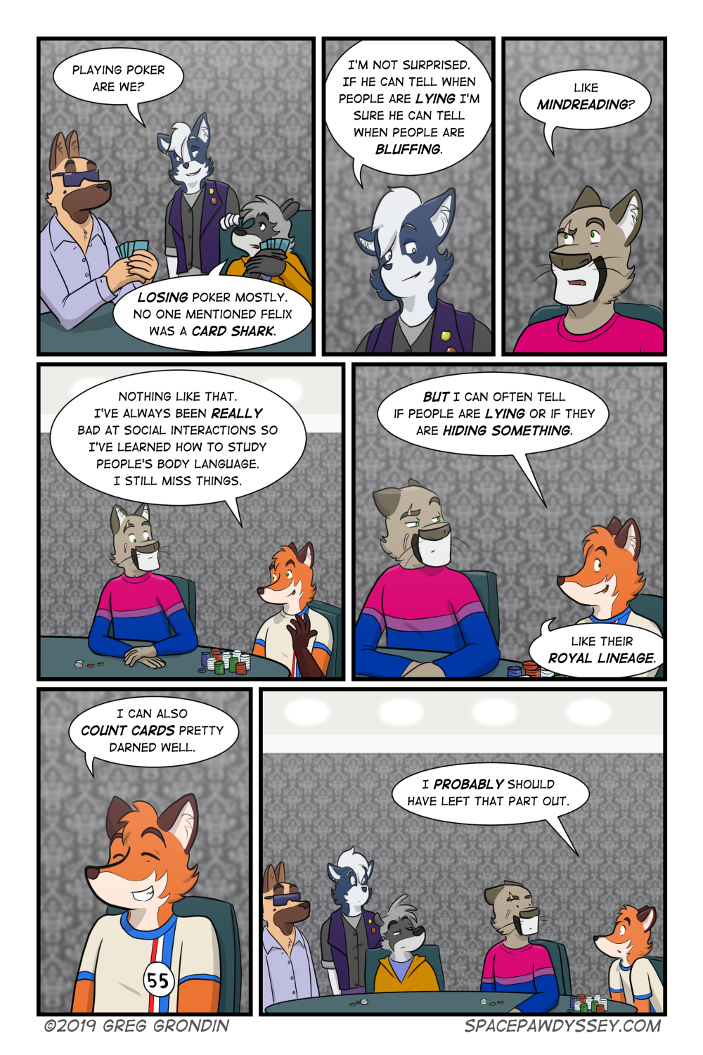 Space Pawdyssey #264