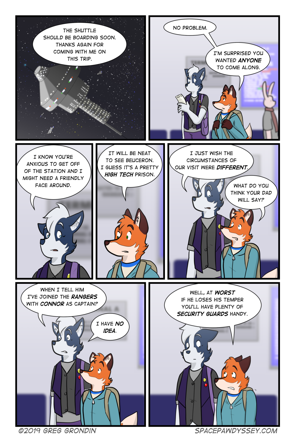 Space Pawdyssey #266