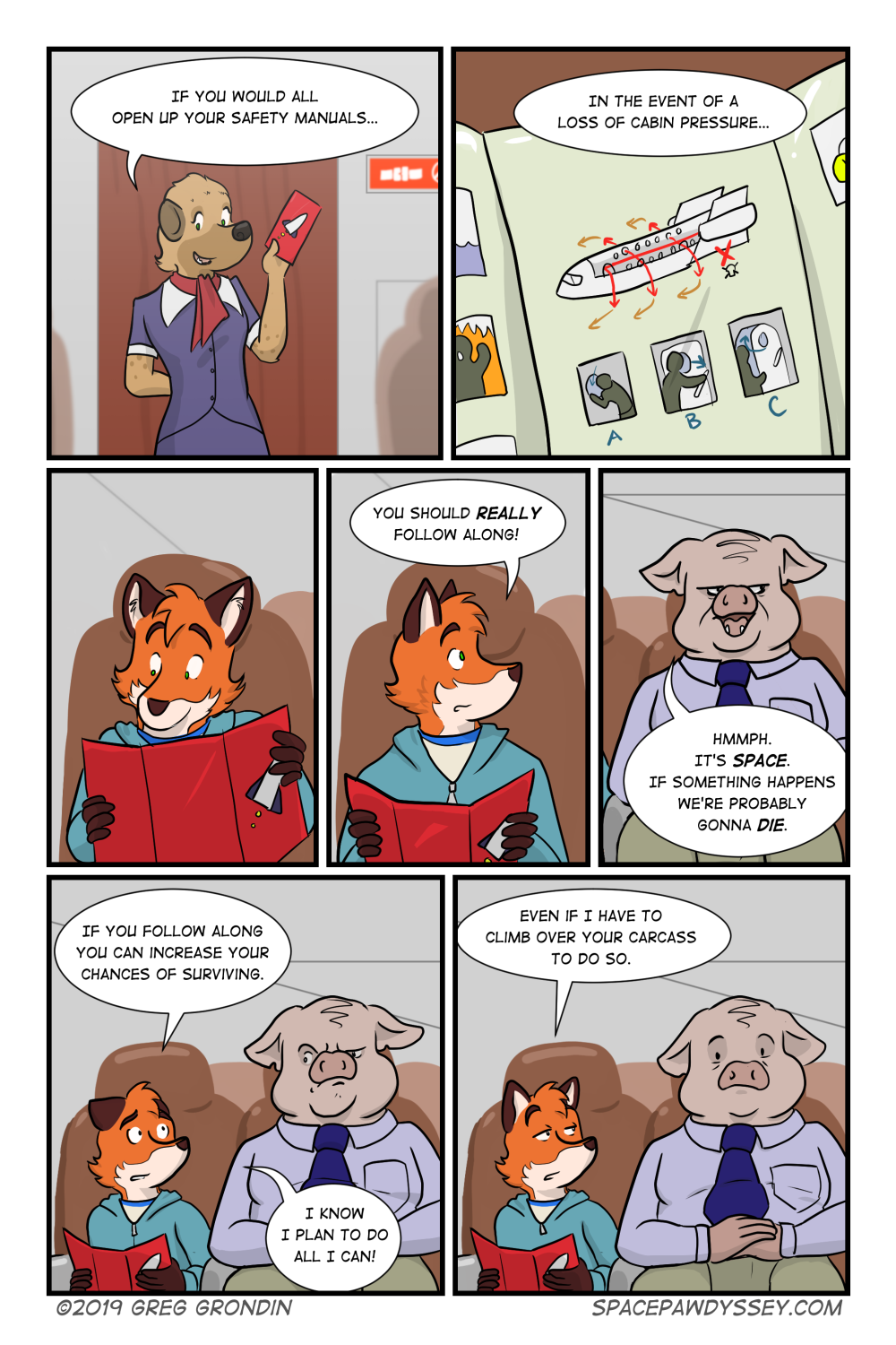 Space Pawdyssey #271